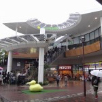 初めて、越谷レイクタウンに行ってきました。
