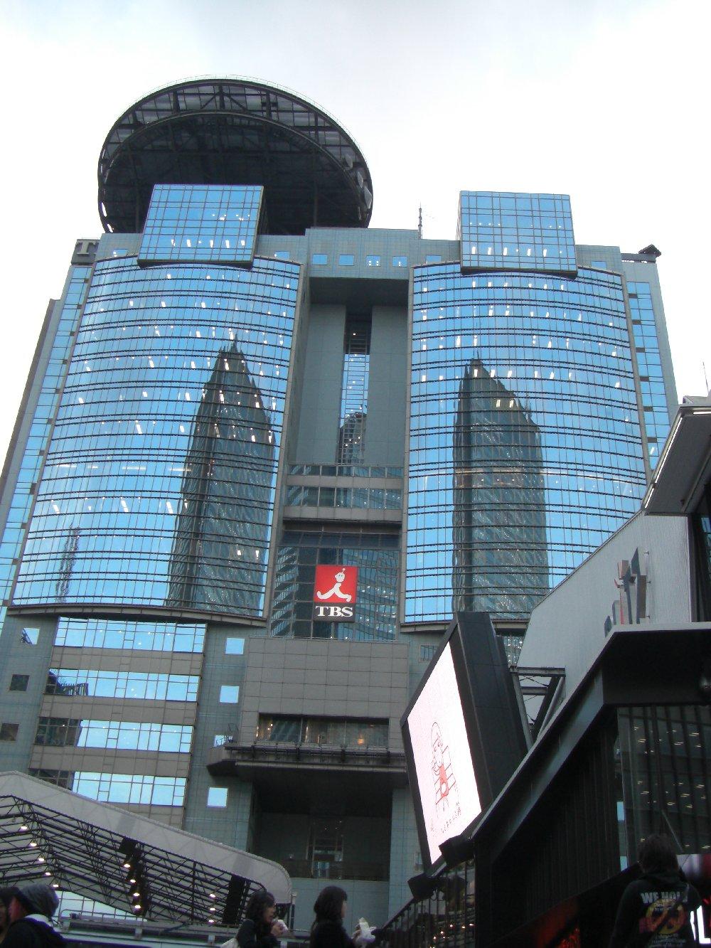 日本のメジャーテレビ局の一つ