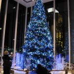 グランアージュ クリスマスイルミネーション「TOKYO WARM RECEPTION」