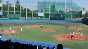 秋季東京都高等学校野球大会「国士舘 − 実践学園」4