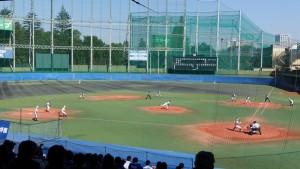 秋季東京都高等学校野球大会「国士舘 − 実践学園」5