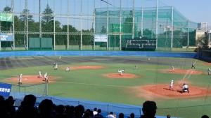 秋季東京都高等学校野球大会「国士舘 − 実践学園」7