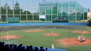 秋季東京都高等学校野球大会「国士舘 − 実践学園」13