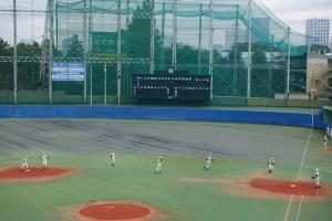 秋季東京都高等学校野球大会「二松學舍大附 − 帝京」3