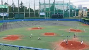 秋季東京都高等学校野球大会「二松學舍大附 − 帝京」4