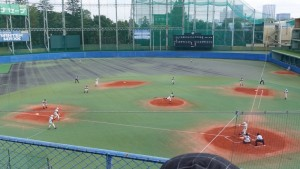 秋季東京都高等学校野球大会「二松學舍大附 − 帝京」6
