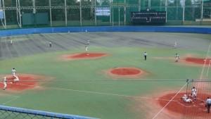 秋季東京都高等学校野球大会「二松學舍大附 − 帝京」7