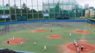 緊迫した点の取り合いな展開だった、秋季東京都高等学校野球大会「二松學舍大附 − 帝京」