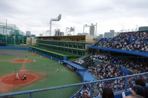 秋季東京都高等学校野球大会「二松學舍大附 − 帝京」16