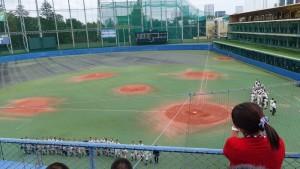 秋季東京都高等学校野球大会「二松學舍大附 − 帝京」19