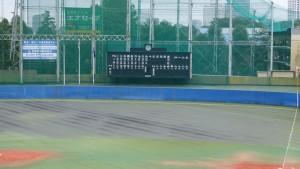 秋季東京都高等学校野球大会「二松學舍大附 − 帝京」20
