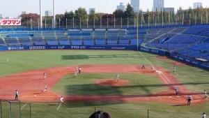 第47回 明治神宮野球大会「福岡大大濠-明徳義塾」9