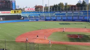 第47回 明治神宮野球大会「福岡大大濠-明徳義塾」10