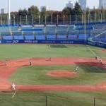 投手戦で接戦だった、第47回 明治神宮野球大会「福岡大大濠-明徳義塾」