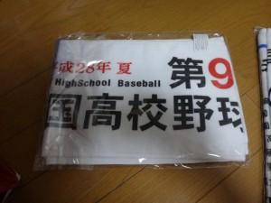夏の甲子園2016~甲子園グッズ~(33)3