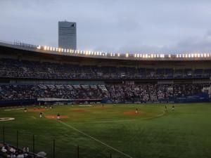 侍JAPAN壮行試合「高校日本代表 VS 大学日本代表」4