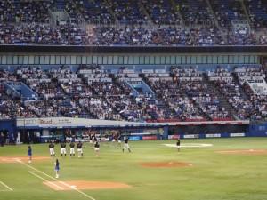 侍JAPAN壮行試合「高校日本代表 VS 大学日本代表」5