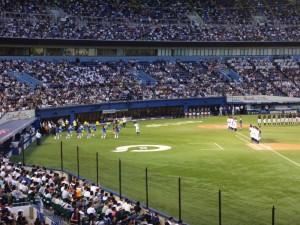侍JAPAN壮行試合「高校日本代表 VS 大学日本代表」6