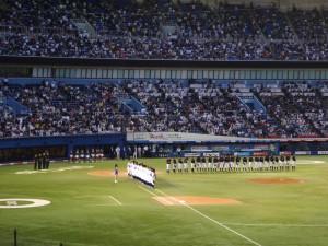 侍JAPAN壮行試合「高校日本代表 VS 大学日本代表」7