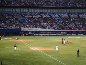 侍JAPAN壮行試合「高校日本代表 VS 大学日本代表」13
