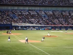 侍JAPAN壮行試合「高校日本代表 VS 大学日本代表」16