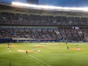侍JAPAN壮行試合「高校日本代表 VS 大学日本代表」17