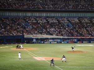 侍JAPAN壮行試合「高校日本代表 VS 大学日本代表」18