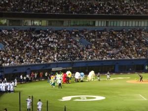 侍JAPAN壮行試合「高校日本代表 VS 大学日本代表」19