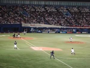 侍JAPAN壮行試合「高校日本代表 VS 大学日本代表」22