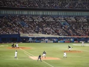 侍JAPAN壮行試合「高校日本代表 VS 大学日本代表」24