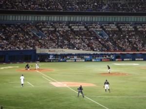 侍JAPAN壮行試合「高校日本代表 VS 大学日本代表」25