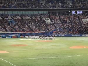侍JAPAN壮行試合「高校日本代表 VS 大学日本代表」28
