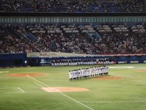 侍JAPAN壮行試合「高校日本代表 VS 大学日本代表」30