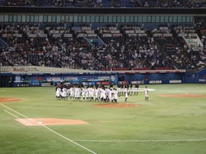 侍JAPAN壮行試合「高校日本代表 VS 大学日本代表」34
