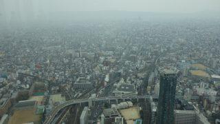 今年もセンバツへ!~あべのハルカスの展望台からの眺望を:Fast View~(18/32)