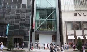 新しくなった「銀座・伊東屋」(本店)の内覧会に行ってきました。(中)