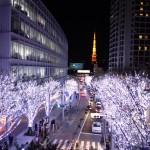 落ち着いたイルミネーションとオシャレな六本木ヒルズ「ROPPONGI HILLS ARTELLIGENCT CHRISTMAS 2015」