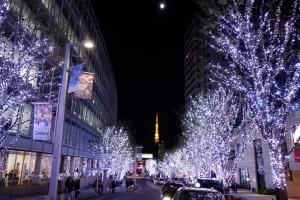「ROPPONGI HILLS ARTELLIGENCT CHRISTMAS 2015」9