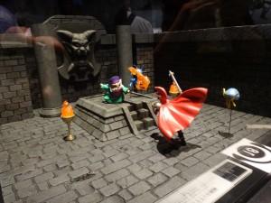 「ドラゴンクエストミュージアム」に行ってきました。20