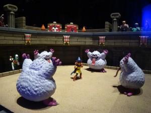 「ドラゴンクエストミュージアム」に行ってきました。22