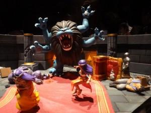 「ドラゴンクエストミュージアム」に行ってきました。24