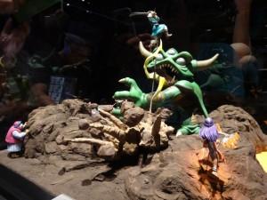 「ドラゴンクエストミュージアム」に行ってきました。26