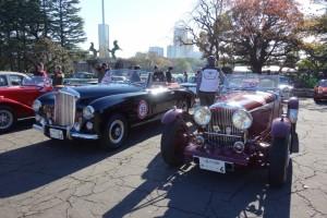 「2015 トヨタ博物館 クラシックカー・フェスティバル in 神宮外苑」(上)19