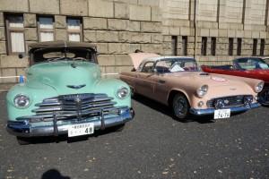 「2015 トヨタ博物館 クラシックカー・フェスティバル in 神宮外苑」(上)4