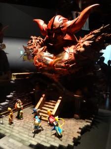「ドラゴンクエストミュージアム」に行ってきました。32
