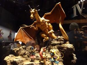 「ドラゴンクエストミュージアム」に行ってきました。33