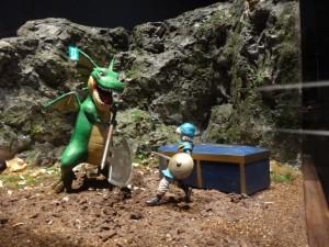 「ドラゴンクエストミュージアム」に行ってきました。34