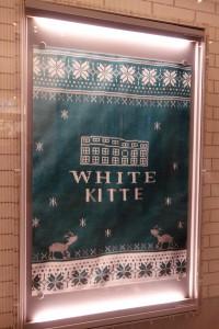 「WHITE KITTE」1