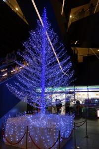 「TOKYO SKYTREETOWN DREAM CHRISTMAS 2015」~イルミネーション演出~(上)11