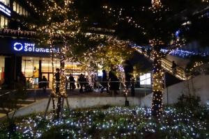 「TOKYO SKYTREETOWN DREAM CHRISTMAS 2015」~イルミネーション演出~(上)14